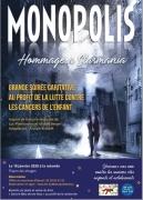 Monopolis en hommage à Starmania à Thaon-les-Vosges 88150 Thaon-les-Vosges du 18-01-2020 à 20:30 au 18-01-2020 à 23:30