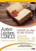 Apéro-Lecture Cirey-sur-Vezouze Cannelle Pain d'Épices 54480 Cirey-sur-Vezouze du 18-12-2019 à 17:00 au 18-12-2019 à 19:00