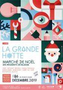 Marché de Noël Metz La Grande Hotte BLIIIDA 57000 Metz du 06-12-2019 à 17:30 au 06-12-2019 à 23:30