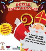 Défilé de Saint Nicolas à Saint Avold 57500 Saint-Avold du 07-12-2019 à 14:00 au 07-12-2019 à 17:00