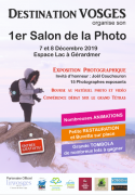 Salon de la Photo Gérardmer Destination Vosges 88400 Gérardmer du 07-12-2019 à 11:00 au 08-12-2019 à 19:00