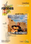 Concert Château Corbin Liverdun Nitcho Reinhardt 54460 Liverdun du 14-12-2019 à 20:30 au 14-12-2019 à 22:00