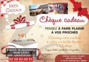 Chèque Cadeau Auberge de Liézey