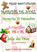 Marché de Noël à Villey-Saint-Étienne 54200 Villey-Saint-Étienne du 15-12-2019 à 10:00 au 15-12-2019 à 18:00