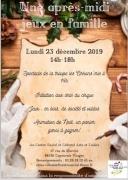 Après-midi jeux en famille à Thaon-les-Vosges 88150 Thaon-les-Vosges du 23-12-2019 à 14:00 au 23-12-2019 à 18:00