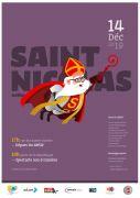 Défilé Saint-Nicolas à Essey-lès-Nancy 54270 Essey-lès-Nancy du 14-12-2019 à 17:00 au 14-12-2019 à 20:00