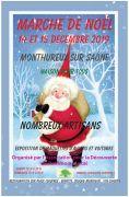 Marché de Noël à Monthureux-sur-Saône 88410 Monthureux-sur-Saône du 14-12-2019 à 10:00 au 15-12-2019 à 19:00