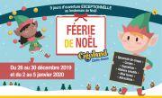 Cigoland Ouverture Vacances de Noël Kintzheim, Alsace du 26-12-2019 à 13:00 au 05-01-2020 à 18:00