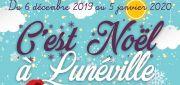 Animations et Marché de Noël à Lunéville 54300 Lunéville du 06-12-2019 à 12:00 au 05-01-2020 à 19:00