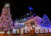 Maisons Illuminées en Lorraine Meurthe-et-Moselle, Vosges, Moselle du 01-12-2019 à 17:00 au 05-01-2020 à 23:00