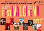Festival Cinéma Télérama en Lorraine Lorraine, Alsace, Meurthe-et-Moselle, Vosges, Moselle, Meuse  du 15-01-2020 à 07:00 au 21-01-2020 à 23:00