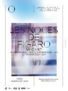 Les Noces de Figaro à l'Opéra Nancy