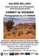 Exposition Carnet de Voyages à Saint-Nicolas-de-Port 54210 Saint-Nicolas-de-Port du 08-01-2020 à 14:00 au 23-02-2020 à 18:30