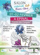 Salon Vitalité Bien-être à Epinal 88000 Epinal du 01-02-2020 à 10:00 au 02-02-2020 à 18:00