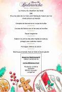 Réveillon Noël Chaume de Balveurche Xonrupt-Longemer 88400 Xonrupt-Longemer du 24-12-2019 à 19:00 au 24-12-2019 à 23:59