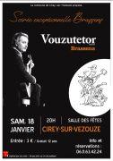 Concert Brassens à Cirey-sur-Vezouze 54480 Cirey-sur-Vezouze du 18-01-2020 à 20:00 au 18-01-2020 à 22:00