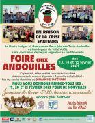 La Foire aux Andouilles au Val d'Ajol 88340 Le Val-d'Ajol du 15-02-2020 à 10:00 au 17-02-2020 à 18:00