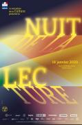 La Nuit de la Lecture en Lorraine Meurthe-et-Moselle, Vosges, Meuse, Moselle du 18-01-2020 à 11:00 au 18-01-2020 à 23:00