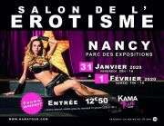 Salon de l'Érotisme à Nancy