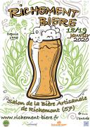 Salon Richement Bière à Richemont 57270 Richemont du 18-01-2020 à 10:00 au 19-01-2020 à 21:00