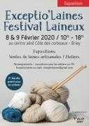 Exceptio'laines à Briey Festival Laineux