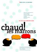Festival Chaud les Marrons Nancy 54000 Nancy du 22-01-2020 à 10:00 au 26-01-2020 à 18:00