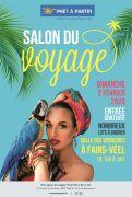 Salon du Voyage en Meuse - Prêt à Partir à Fains-Véel 55000 Fains-Véel du 02-02-2020 à 10:00 au 02-02-2020 à 18:00