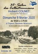Salon des Collectionneurs à Mirecourt 88500 Mirecourt du 09-02-2020 à 09:00 au 09-02-2020 à 17:30