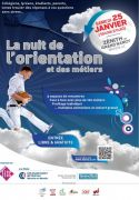 Nuit de l'Orientation à Nancy 54320 Maxéville du 25-01-2020 à 16:30 au 25-01-2020 à 21:30