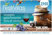Salon Festivitas à Mulhouse Parc des Expositions Mulhouse du 31-01-2020 à 10:00 au 02-02-2020 à 18:30