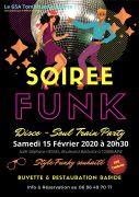 Soirée Funk à Tomblaine
