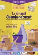 Théâtre Le Grand Chambardement à Bussang 88540 Bussang du 25-01-2020 à 20:30 au 25-01-2020 à 22:00