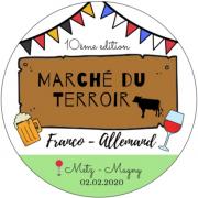 Marché Franco-Allemand Produits du Terroir à Metz-Magny 57000 Metz du 02-02-2020 à 10:00 au 02-02-2020 à 18:00