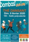 Thé Dansant à Dombasle-sur-Meurthe 54110 Dombasle-sur-Meurthe du 09-02-2020 à 15:00 au 09-02-2020 à 19:00