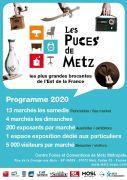 Marché aux Puces à Metz