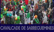 Cavalcade internationale Sarreguemines Carnaval 57200 Sarreguemines du 16-02-2020 à 13:00 au 16-02-2020 à 18:00
