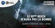 Projection-Débat Le IIIème Reich n'aura pas la Bombe à Nancy