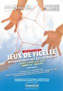 Projection-Débat Jeux de Ficelles à Nancy  54000 Nancy du 03-03-2020 à 18:30 au 03-03-2020 à 21:30
