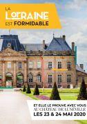 La Lorraine est Formidable à Lunéville 54300 Lunéville du 23-05-2020 à 10:00 au 24-05-2020 à 19:00