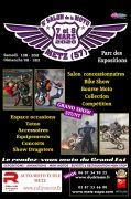 Grand Salon de la Moto Metz Expo 57000 Metz du 07-03-2020 à 10:00 au 08-03-2020 à 18:00