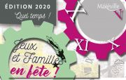 Jeux et Familles en Fête à Laxou Maxéville 54520 Laxou du 26-01-2020 à 14:00 au 26-01-2020 à 18:00