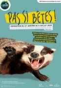 Pas si Bêtes Exposition à Montigny-lès-Metz 57950 Montigny-lès-Metz du 27-01-2020 à 14:00 au 05-07-2020 à 17:00