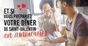 Saint-Valentin Insolite à Metz Cuisine en Duo 57157 Marly du 14-02-2020 à 17:00 au 14-02-2020 à 21:00