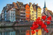 Week-End en Alsace Février St-Valentin ou Cabaret 68000 Colmar 68420 Eguisheim Alsace du 20-01-2020 à 10:00 au 15-03-2020 à 23:00