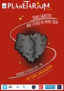 Sortie Saint Valentin au Planétarium d'Epinal 88000 Epinal du 14-02-2020 à 19:00 au 14-02-2020 à 23:30