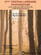 Festival Lorraine Photo Nature 57500 Saint-Avold du 21-03-2020 à 10:00 au 22-03-2020 à 18:00