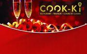 Saint Valentin Nancy au Restaurant Cook-Ki 54000 Nancy du 13-02-2020 à 19:00 au 15-02-2020 à 23:59