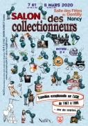 Salon des Collectionneurs de Nancy Gentilly 54000 Nancy du 07-03-2020 à 14:00 au 08-03-2020 à 18:00