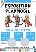 Exposition Playmobil à Gravelotte 57130 Gravelotte du 28-02-2020 à 09:00 au 01-03-2020 à 18:00