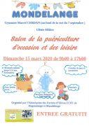 Salon de la Puériculture à Mondelange 57300 Mondelange du 15-03-2020 à 09:00 au 15-03-2020 à 17:00